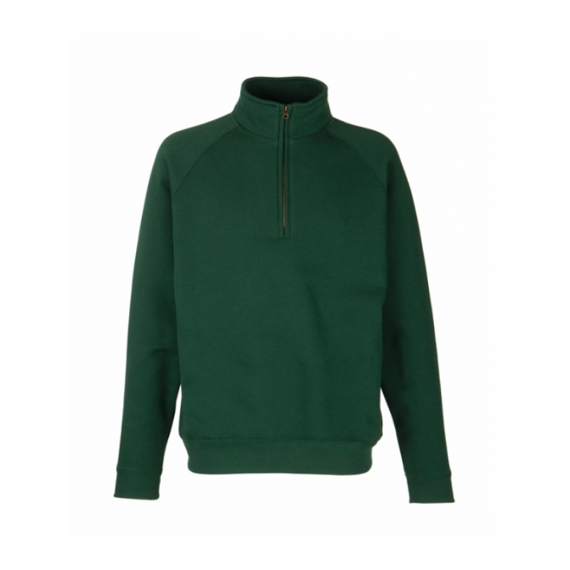 Hanorac PREMIUM ZIP NECK SWEAT MEN
