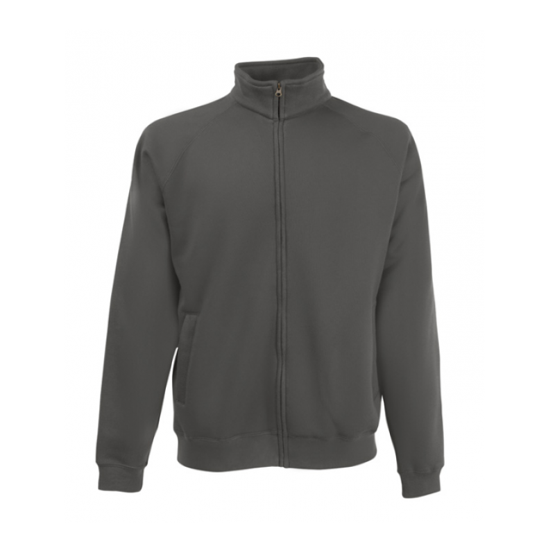 Hanorac CLASSIC SWEAT JACKET MEN colorat
