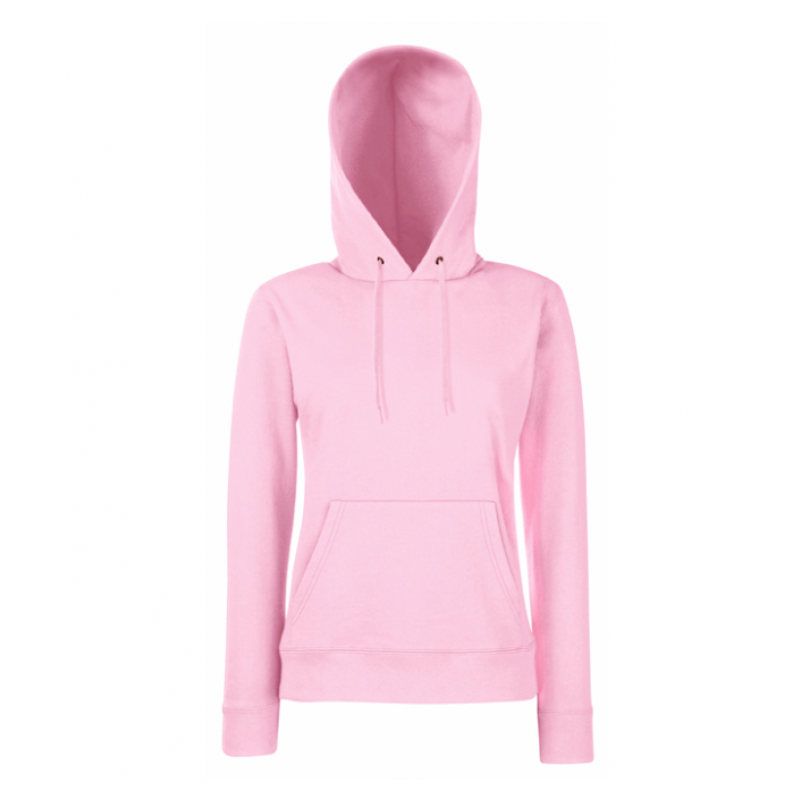 Hanorac LADY-FIT CLASSIC HOODED SWEAT