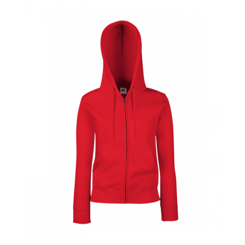 Hanorac LADY-FIT PREMIUM HOODED SWEAT JACKET