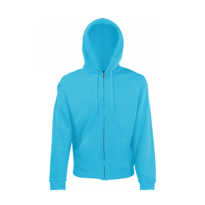 Hanorac CLASSIC HOODED SWEAT JACKET MEN